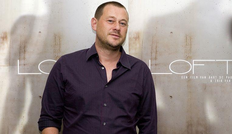Bart De Pauw schreef het scenario van de film 'Loft'.