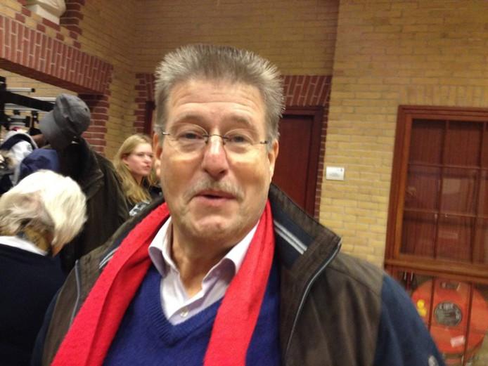 Jan Kortschot is de vervanger van Hartjes. Foto DG