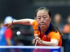 Li Jiao terug als bondscoach tafeltennissters