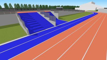 Nieuw atletiekpark krijgt nationale primeur