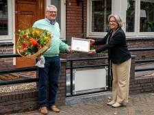 Markeloër Eltjo Kok is de Beste Buur in Hof van Twente