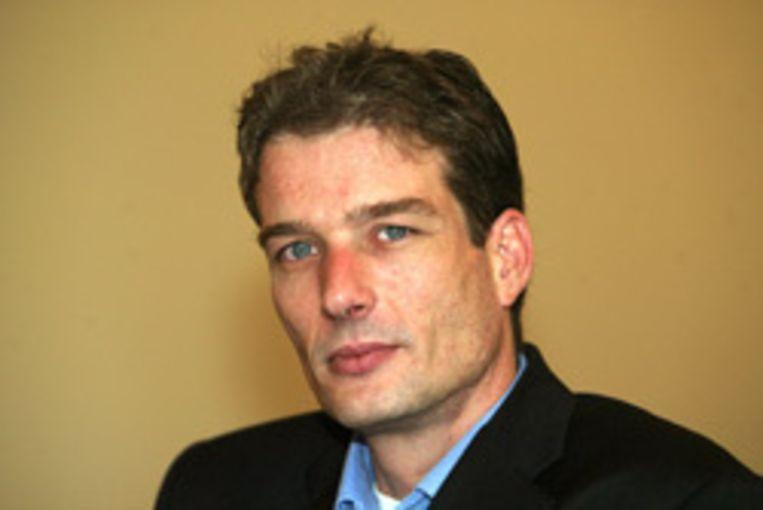 Advocaat Stijn Franken. Foto ANP/Toussaint Kluiters Beeld