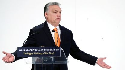 """Hongaarse premier niet onder de indruk van schorsing: """"Brusselse politici leven in bubbel en zijn elk gevoel met realiteit kwijt"""""""