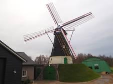 Keldonkse molen na 45 jaar voor het eerst in de vreugdestand gezet