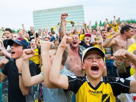 Breda viert feest: 'Als we gaan' op een jazztrompet