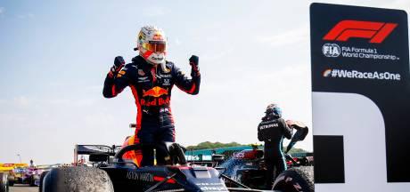 Verstappen kijkt uit naar Barcelona: 'Circuit is behoorlijk zwaar voor de banden'