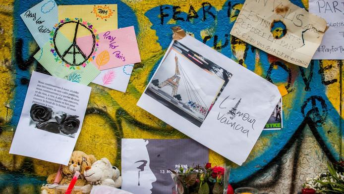 Niet alleen in Parijs maar ook in Duitsland wordt er gezocht naar verdachten van de terreuraanslag