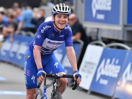 """À 19 ans, Remco Evenepoel a dominé le Tour de Belgique: """"Être leader, c'est facile"""""""