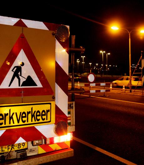 Extra reistijd voor verkeer Raalte-Holten
