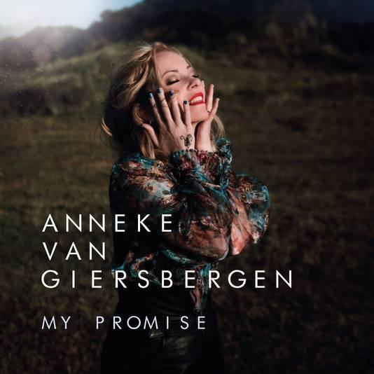 De cover van 'My Promise', de nieuwe single van Anneke van Giersbergen