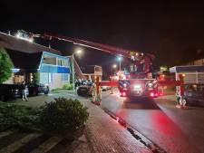 Brandweer kan snel ingrijpen bij schoorsteenbrand in Duiven