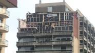 Jaar na ramp met torenkraan in Nieuwpoort: appartementen nog steeds onbewoonbaar