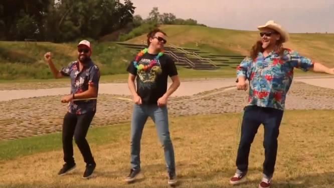 Geen Tomorrowland? Comedians bouwen dan maar zelf een feestje in De Schorre