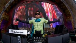 DJ Laidback Luke vreesde twee jaar geleden al voor leven van Avicii