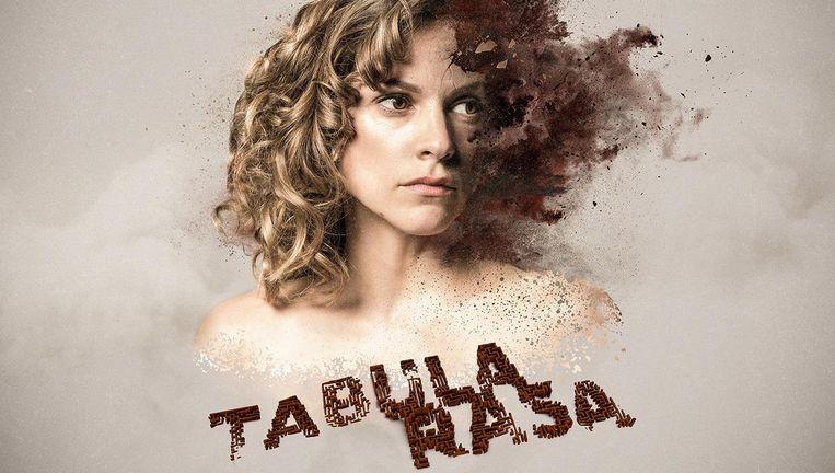 Veerle Baetens vertolkt de hoofdrol in de nieuwe Eén-reeks Tabula Rasa
