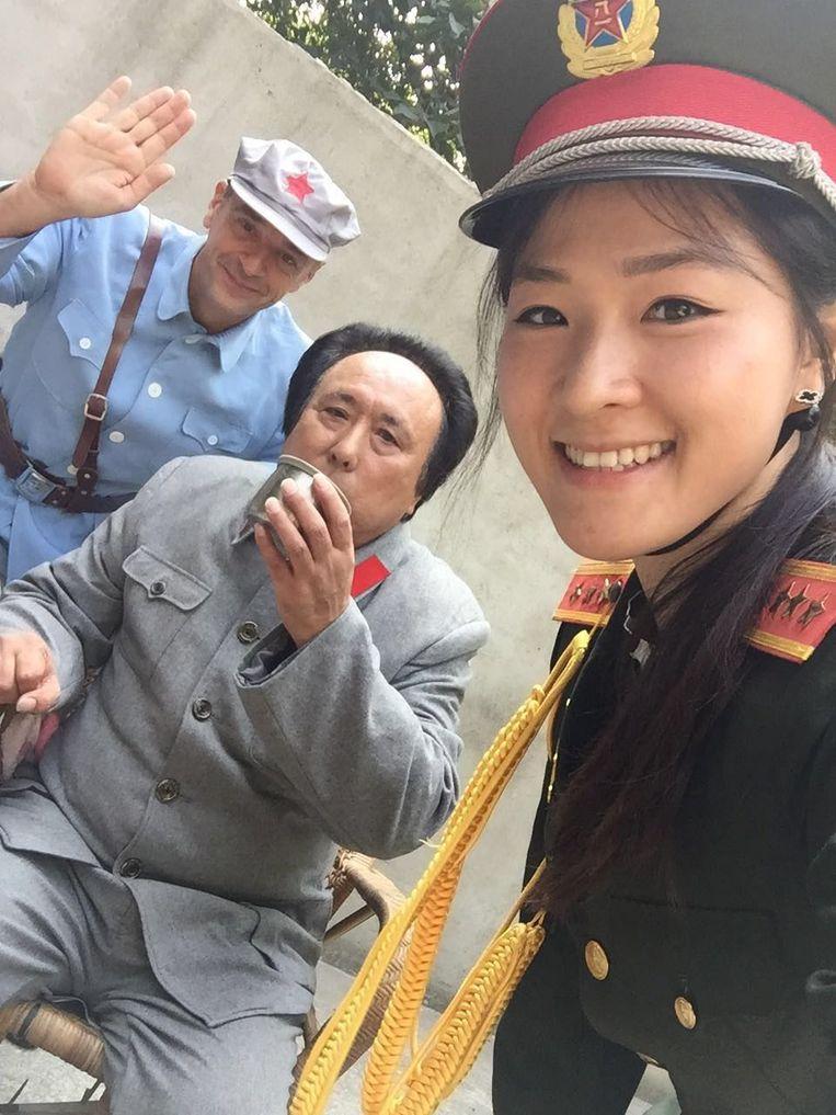 Tom Waes reisde in China met gids Wendy, die getroffen werd door het coronavirus.
