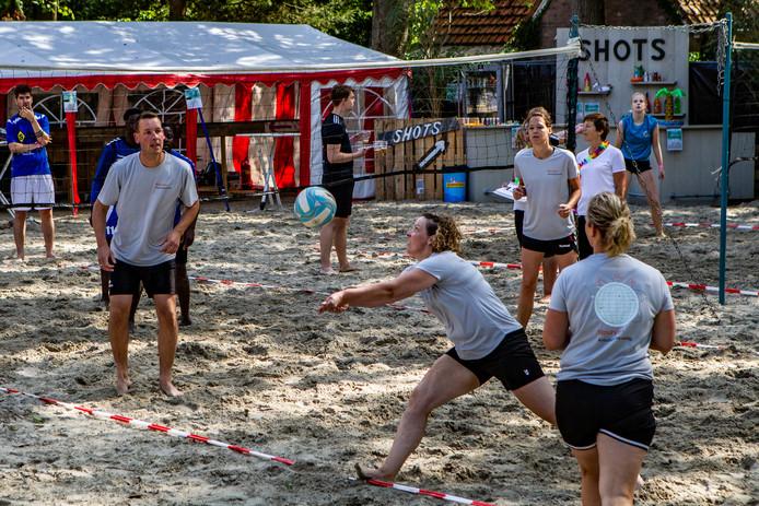 Het nieuwe evenement Beach & Balls in Heeten krijgt volgend jaar een vervolg