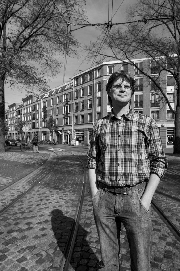 Eric Duivenvoorden Beeld .