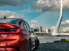 Hybride auto's gaan automatisch elektrisch rijden in de vier grote steden