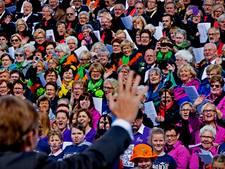 Een 'waanzinnig mooie' Koningsdag in Tilburg