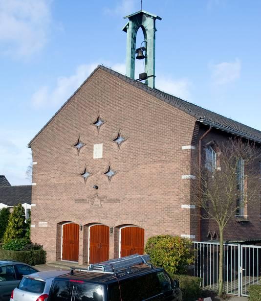 De Bethelkerk in Enschede.