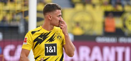 Dortmund is Hazard enkele weken kwijt