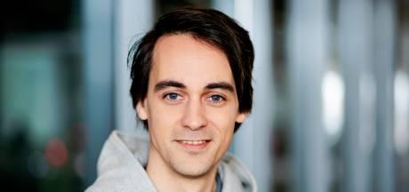 Robot schrijft podcast Alexander Klöpping en Ernst-Jan Pfauth