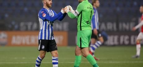 Door Bourdouxhe zijn standaardsituaties FC Eindhoven weer gevaarlijk: 'Ik kom van ver'