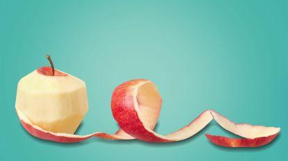 """Wat is gezonder: je fruit schillen of niet? """"Vitamines zitten niet alleen net onder de schil, maar in heel de vrucht"""""""