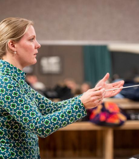 'Begaafde' Hengelose dirigente Kimmy neemt afscheid van 'haar eerste echte club'