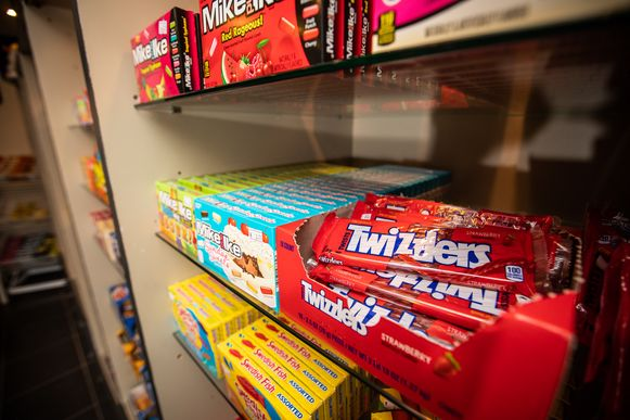 Bij Candy Cosmos vind je snoepgoed van over heel de wereld.