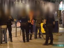 """Un reportage de VTM dénonce l'insécurité autour du piétonnier à Bruxelles: """"Un no man's land"""""""