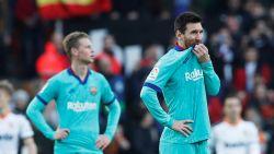 """Leveren Messi en co tijdelijk 70 procent van hun loon in? """"Akkoord tussen Barcelona en spelers komt dichterbij"""""""