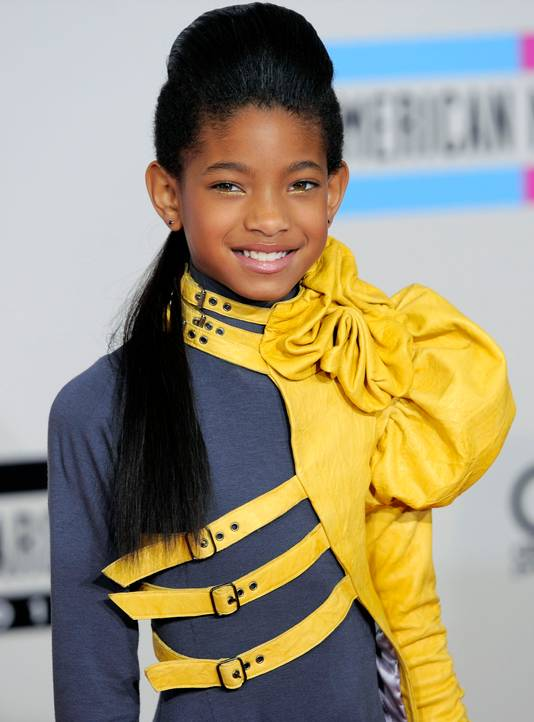 Willow Smith est déjà considérée comme la nouvelle Rihanna.