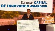 Antwerpen grijpt naast titel van Europese hoofdstad voor innovatie (maar gaat wel met 100.000 euro naar huis)