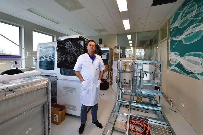 """Microbioloog Bram Diederen, directeur van Microveda: ,,Dit is je ergste nachtmerrie."""""""
