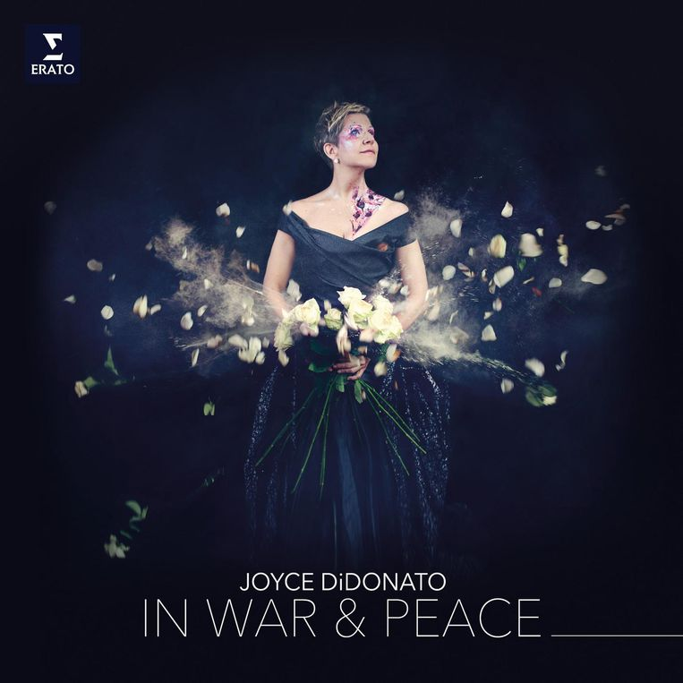 Joyce Didonato - In War & Peace Beeld Trouw