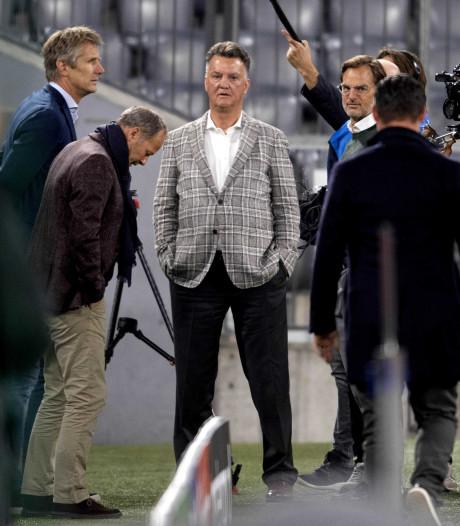 'Uitgelachen' Van Gaal: 'Ik zei het eerder al: Ajax kan de finale halen'