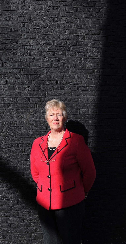 Petra de Jong. Beeld Guus Dubbelman / de Volkskrant