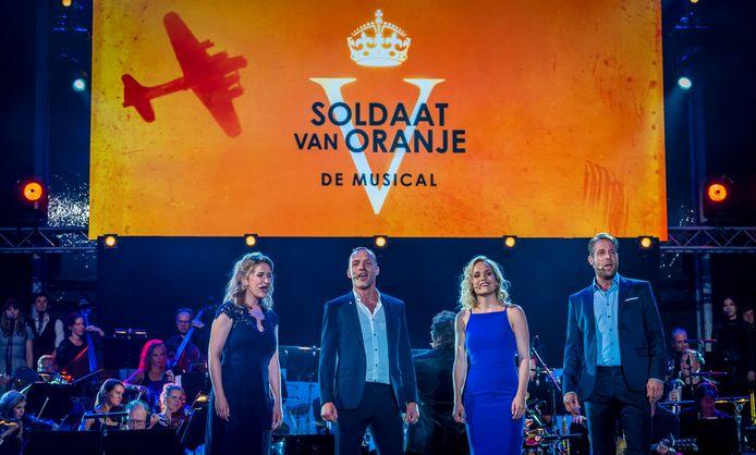 De musical Soldaat van Oranje.