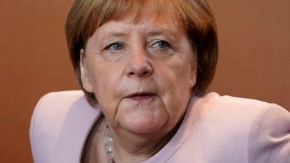 Merkels partij CDU keldert verder in peiling naar laagste niveau ooit