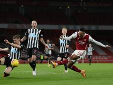 Arsenal verslaat Newcastle United dankzij Aubameyang opnieuw