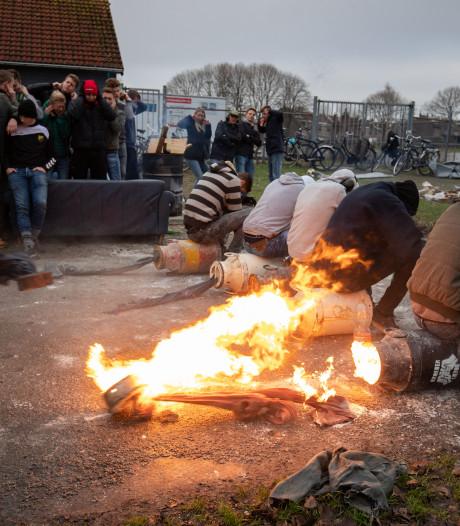 Kampen prijst Schuttersgilde om bemiddelende rol bij carbidschieten