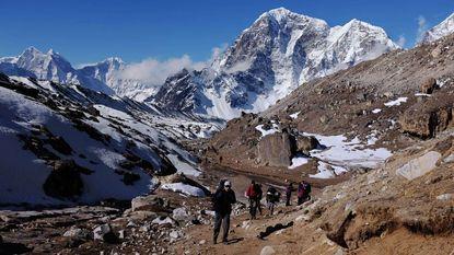 Studie: regio van Mount Everest in Nepal is veilig voor toeristen