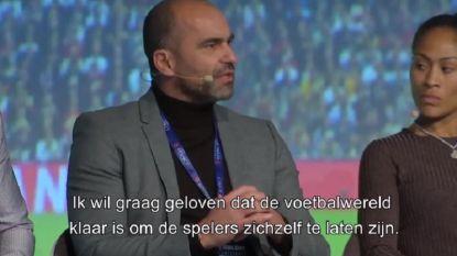 """Roberto Martínez: """"De voetbalwereld is klaar voor homoseksuele spelers"""""""