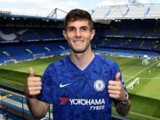"""Pulisic successeur d'Hazard à Chelsea? """"Si je peux me rapprocher un peu de lui..."""""""
