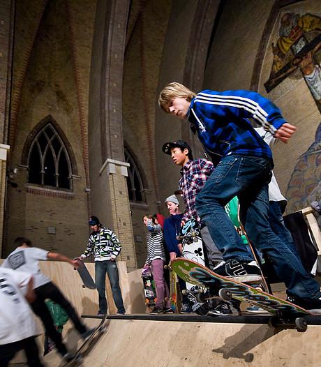 Voorstel voor nieuwe skatehal in Arnhem