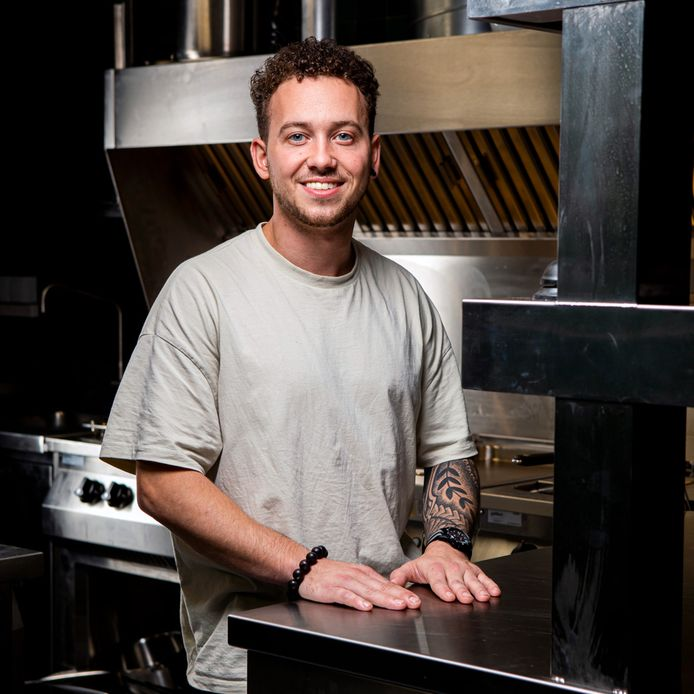 Diego Willems van restaurant Flavour in Wijchen