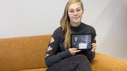 Fotografe Lisa, die zelf haar broertje verloor, schenkt sterrenouders tastbare herinnering