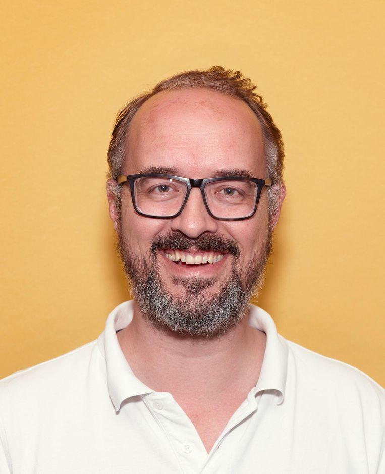Jasper Klimbie (41) Beeld Daniel Cohen